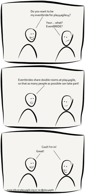 Eventbride comic